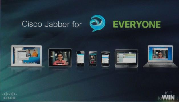 El futuro de las llamadas VoIP pasa por el vídeo, Cisco ofrece Jabber gratis para todos