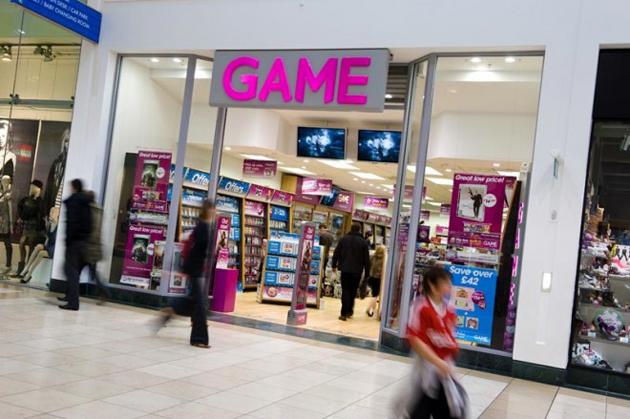 Compran las tiendas GAME españolas