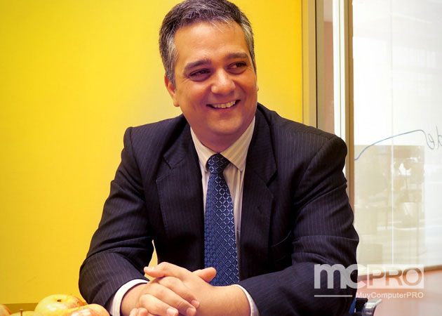 """G. de la Hoz, de IBM: """"En 3 años, el 90% de las empresas tendrán algo de cloud"""""""