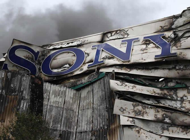 El 'annus horribilis' de Sony