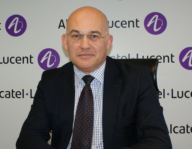 Jean Clovis, nuevo director general de empresas de Alcatel-Lucent para España y Portugal