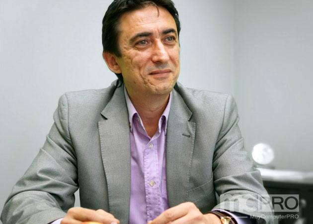 """J. Tormo, de Aruba: """"Las necesidades de movilidad de las empresas se van a multiplicar exponencialmente"""""""