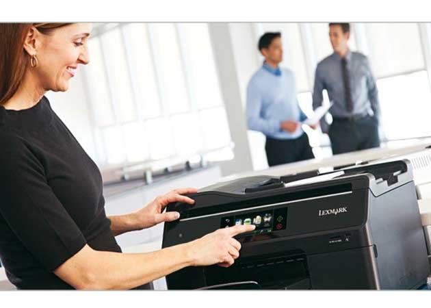 Lexmark presenta impresoras multifunción OfficeEdge para Pymes