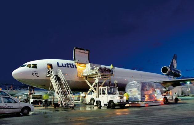 Lufthansa Cargo AG elige a CA Technologies para aumentar su productividad