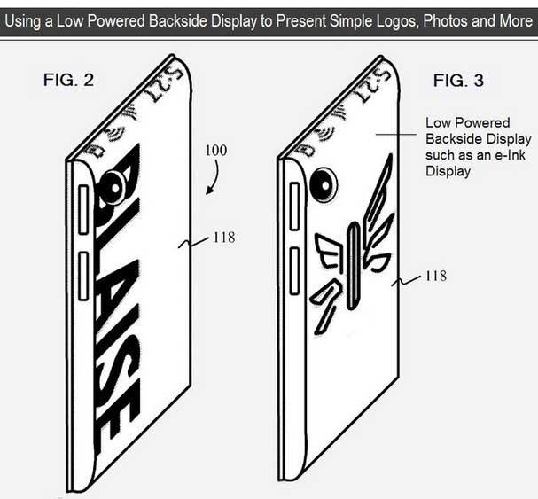 Microsoft smartphone patente doble pantalla 2 Microsoft prepara smartphones con pantalla en las dos caras