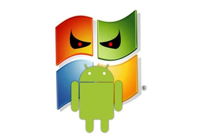 Pegatron también pagará a Microsoft por dispositivos Android