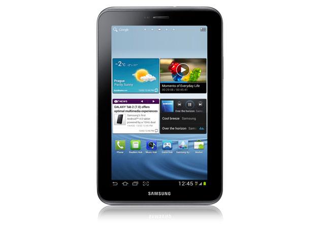 Samsung retrasará el lanzamiento del Galaxy Tab 2 hasta finales de abril