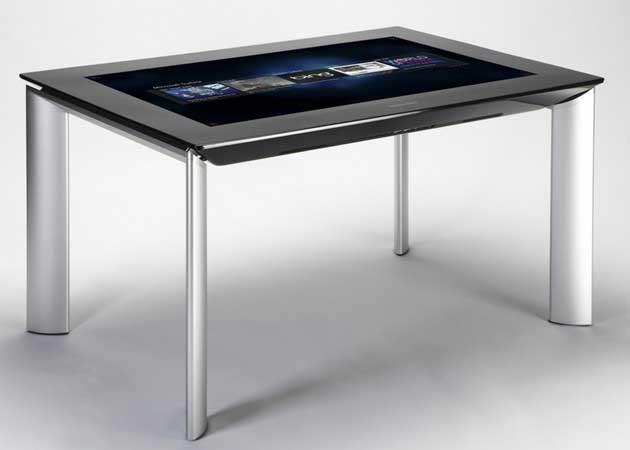 """Llega a España el """"tablet gigante"""" SUR40 de Samsung y Microsoft"""