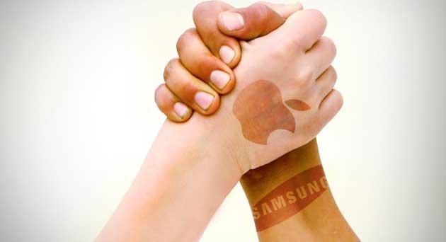 Apple y Samsung negocian acabar con la guerra de patentes