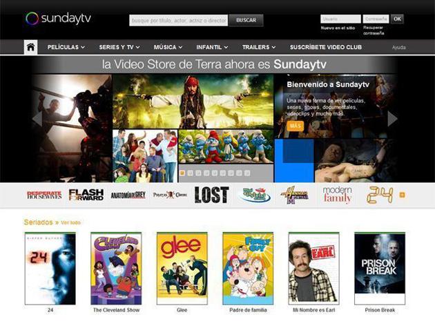 Sonora y SundayTV, nuevos negocios on-line de Terra