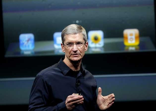 El CEO de Apple ganó 378 millones de dólares en 2011