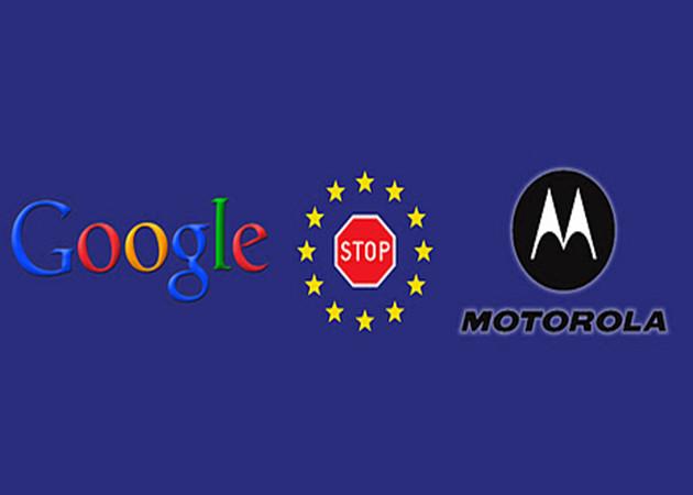 La UE investiga a Motorola por demanda de Apple y Microsoft