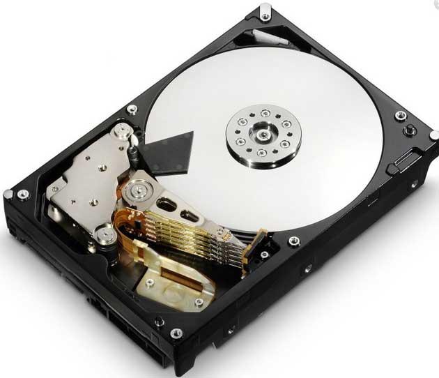 Primer disco duro empresarial con 4 Tbytes de capacidad