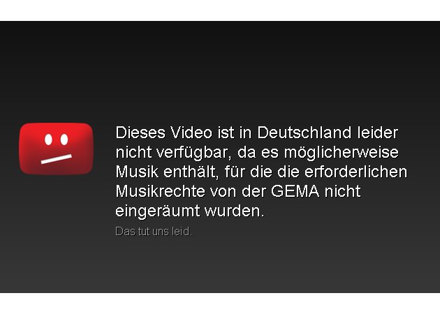 Youtube Alemania debe impedir violación de copyright