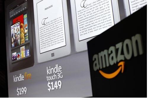Amazon rebaja precios de e-books tras la demanda contra Apple