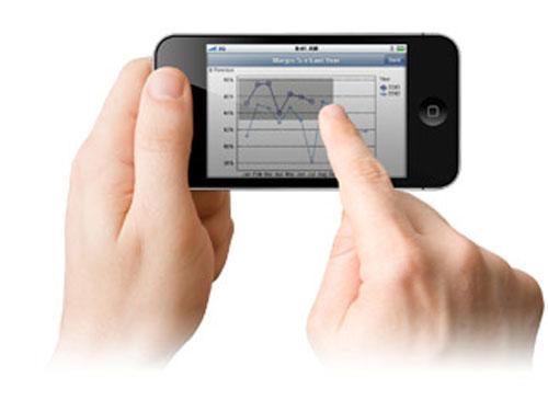 Se generaliza el uso de la inteligencia de negocio móvil a través de aplicaciones