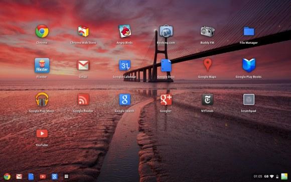 Google 'regresa al futuro' con el nuevo Chrome OS