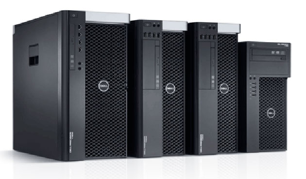 dell Precision tower workstationsDell presenta su nueva gama de estaciones de trabajo Precision
