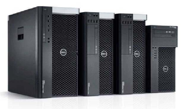 Dell presenta su nueva gama de estaciones de trabajo Precision