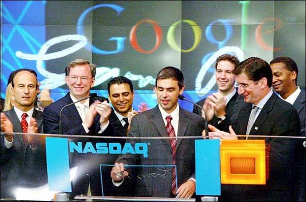Google anuncia un split 2×1 de sus acciones
