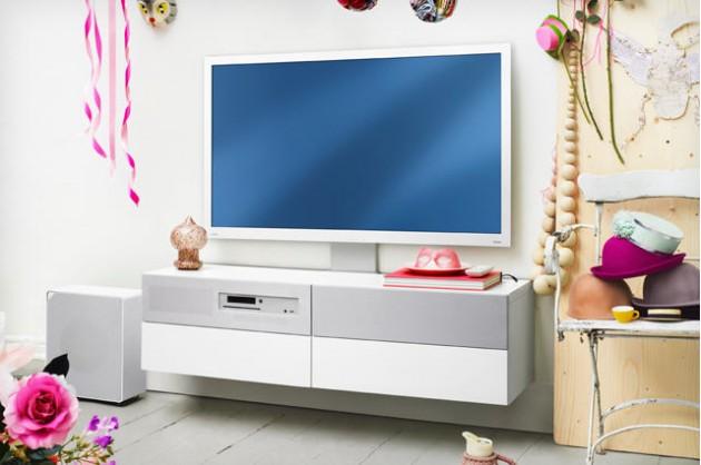 Ikea entrará en el sector electrónico con HDTV integradas