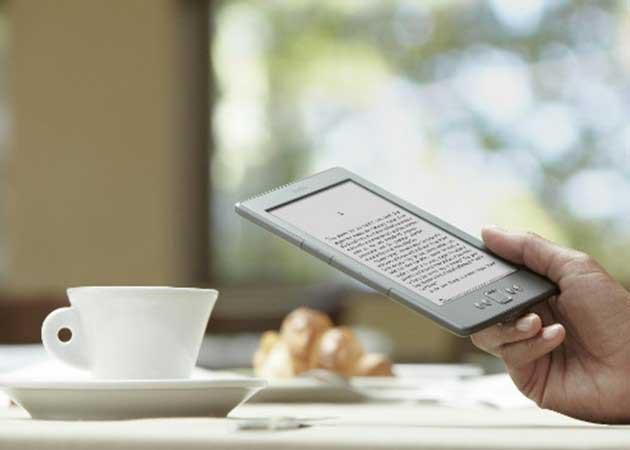 El libro electrónico supera al papel en Estados Unidos