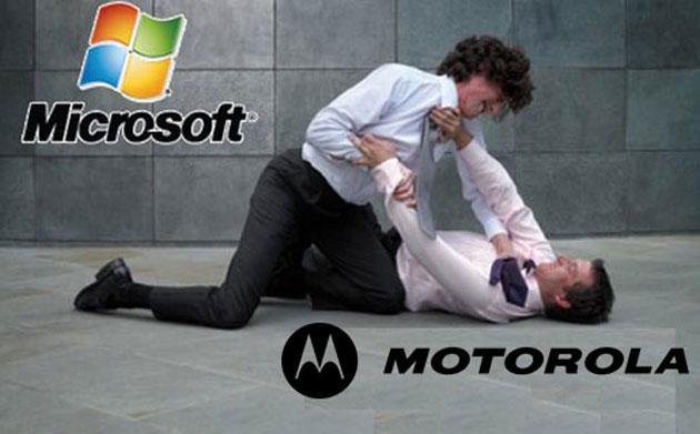 Motorola no puede prohibir a Microsoft en Alemania, de momento