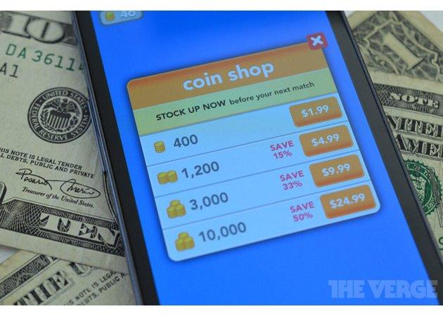 Los usuarios de iOS y Amazon gastan más que los de Google