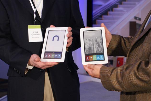 Microsoft invierte en una nueva unidad de Barnes&Noble