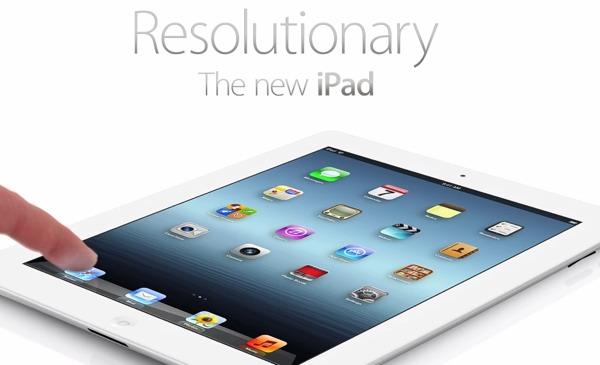 El nuevo iPad, el mejor tablet del mercado