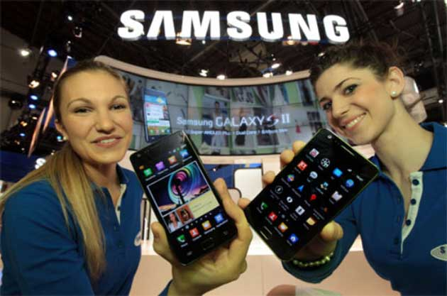 Samsung avanza beneficios trimestrales récord