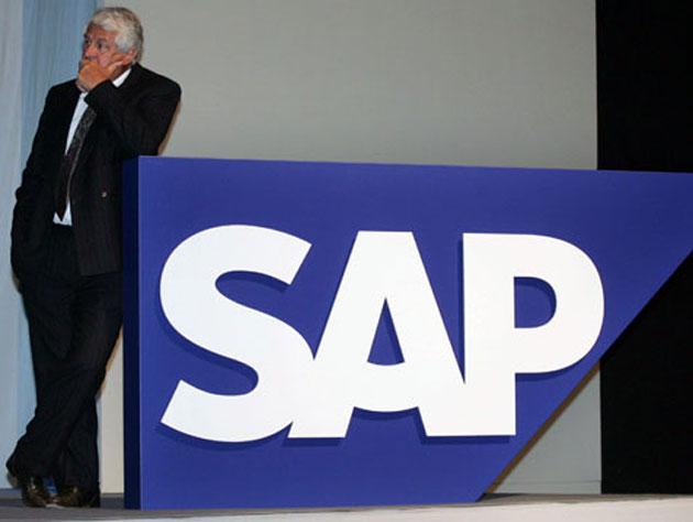 SAP anuncia unos buenos resultados en el primer trimestre del año