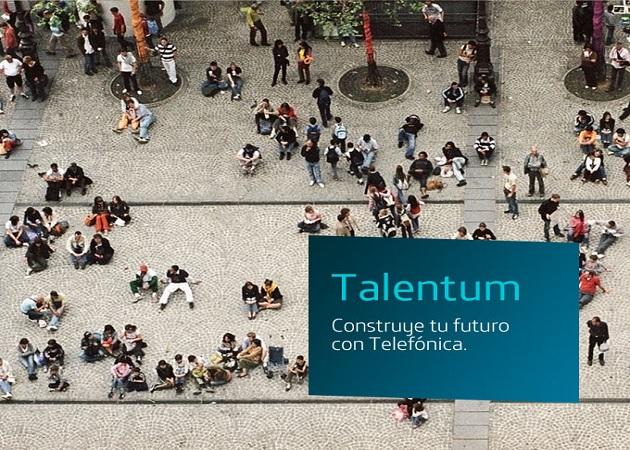 Telefónica ofrecerá medio millar de becas a estudiantes