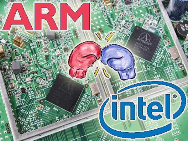 ARM espera alcanzar el 20% del mercado del portátil en 2015