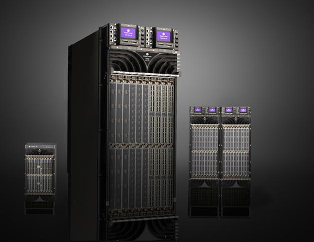 Nuevo router de núcleo de red Internet de Alcatel-Lucent, el 7950 XRS