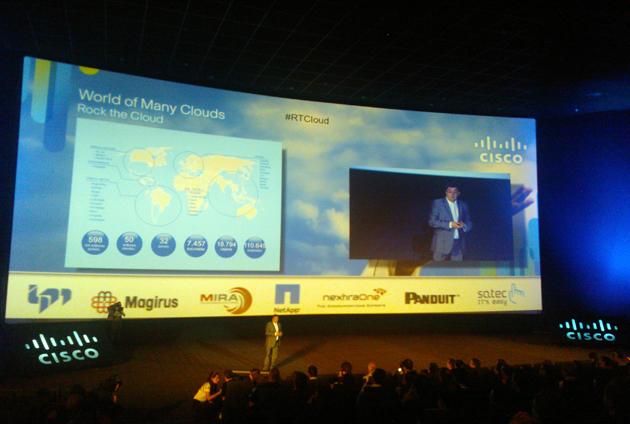 CPD Tier IV del BBVA con networking de Cisco