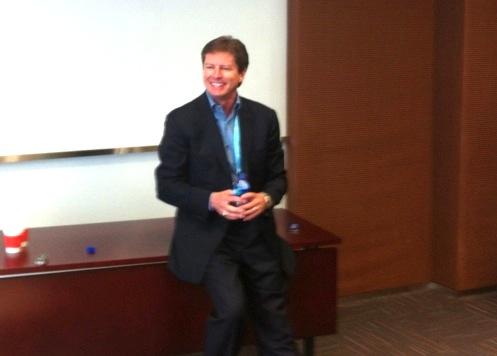"""James Mouton, VP Sistemas Personales de HP: """"nuestros ultrabooks liderarán el BYOD"""""""