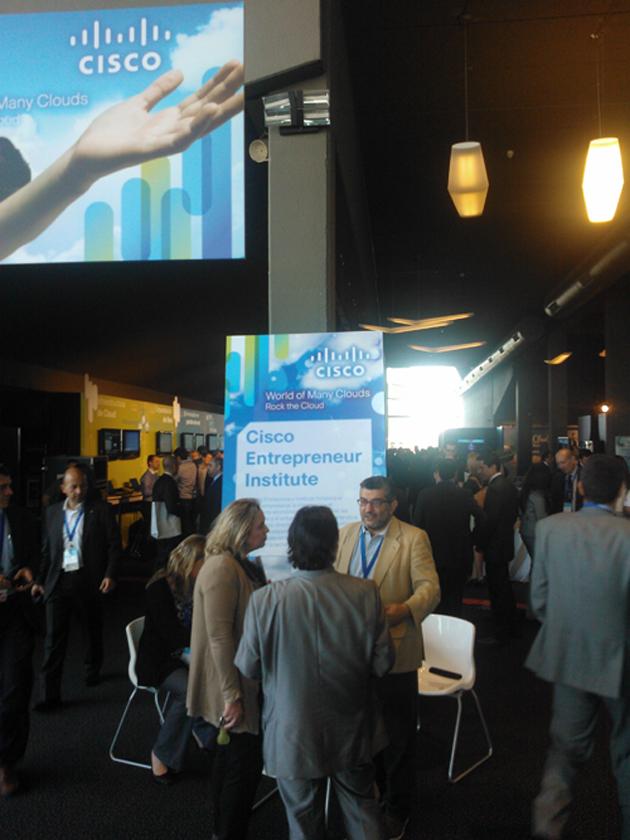 Cisco reúne a 1.500 profesionales en su evento 'Rock the Cloud'