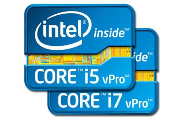 Intel anuncia la tercera generación de los Core vPro