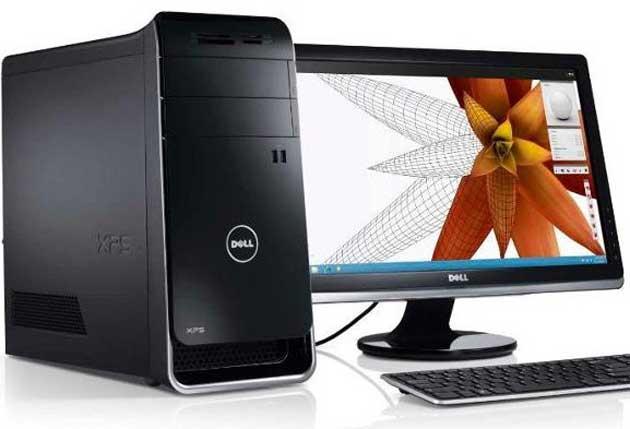 Dell actualiza el PC profesional XPS 8500