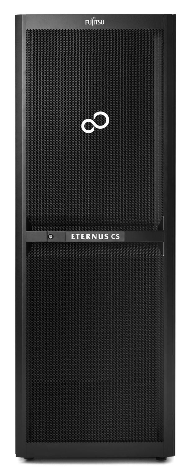 Nueva generación de Fujitsu ETERNUS High End V5.1