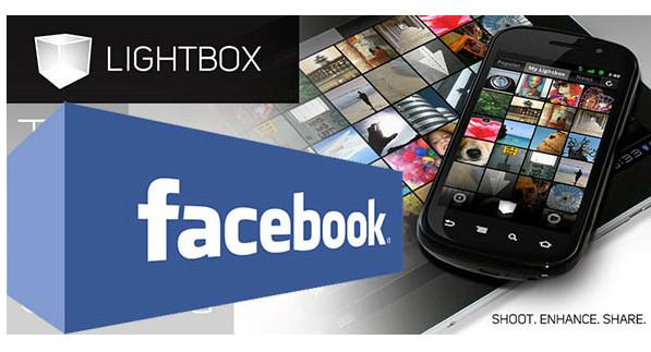 Facebook contrata al equipo de Lightbox antes de la OPI