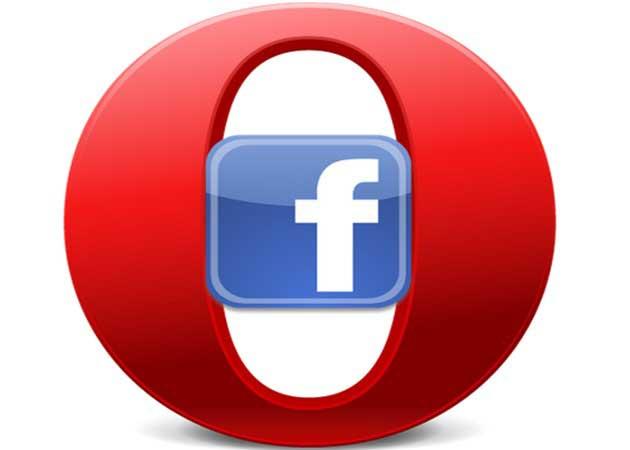 Facebook podría comprar el navegador web Opera