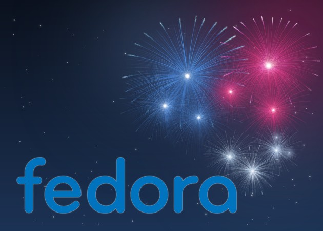 Disponible Fedora 17