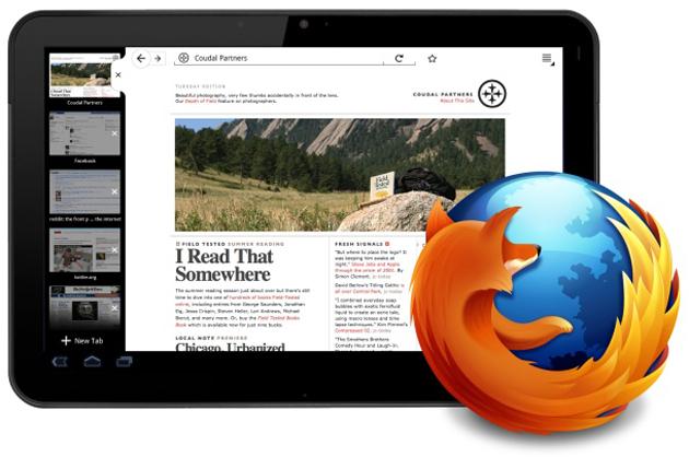 Nueva beta de Firefox para Android, disponible para la descarga
