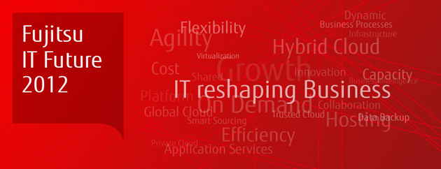 Fujitsu IT Future: virtualización, movilidad, Big Data y cloud