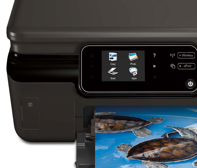 ¿Quieres una impresora HP Photosmart 5510? Rellena este formulario de U-tad