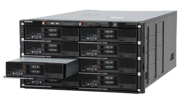 Hitachi presenta el nuevo servidor Hitachi Compute Blade 500
