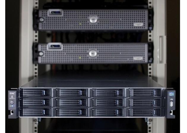 Iomega presenta NAS PX12-450r para Pymes