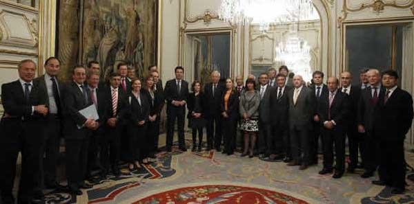 IBM, Microsoft, HP o Vodafone ayudarán a la 'marca España'